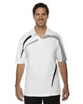 Picture of North End Red Mens Impact Polyester Pique Polo