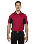 Picture of North End Red Mens Rotate Quick Dry Polo