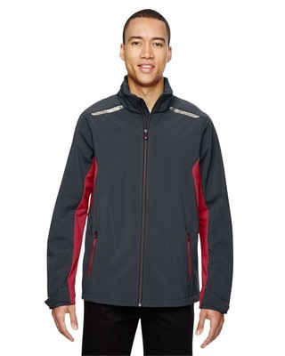 North End Red Mens Excursion Jacket