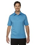 Picture of North End Red Mens Exhilarate Coffee Charcoal Polo