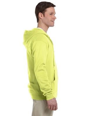 Jerzees 8 oz. 50/50 NuBlend Fleece Full-Zip Hood