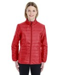 Picture of Core 365 Ladies Prevail Packable Puffer