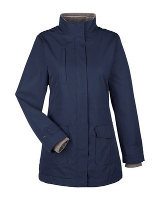 Devon & Jones Ladies Hartford All-Season Hip-Length Club Jacket