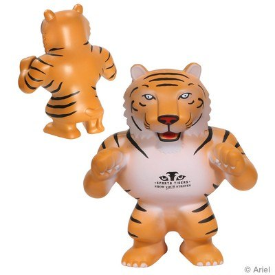 Tiger Mascot Stress Reliver