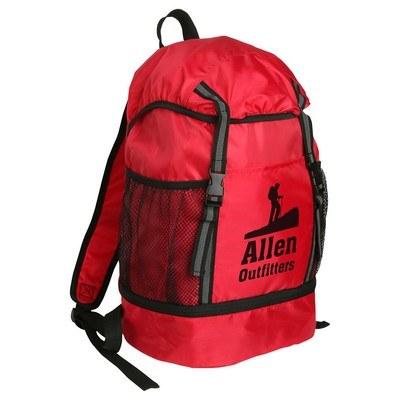 Trail Look Drawstirng Backpack