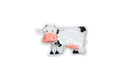 Milk Cow Solid White Hot and Cold Pack