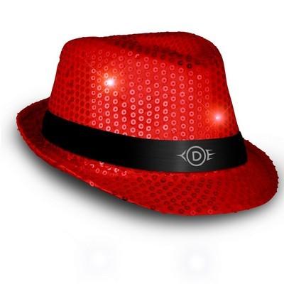Light up Fedora Hats