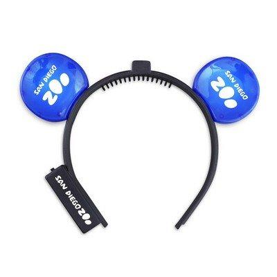 LED Mouse Ear Headbands