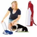 Picture of Paws for Life Water Bottle for Dogs