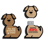 Picture of Dog Shaped USB Drive- 1 GB