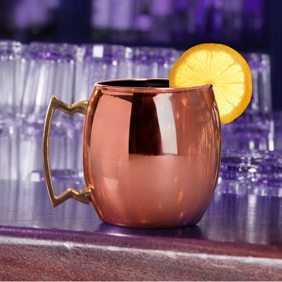 20oz Moscow Mule Copper Mug