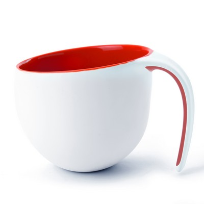 12oz Porcelain Jewel Mug