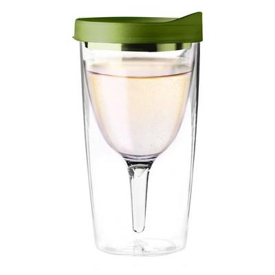 10oz Vino 2 Go Wine Tumbler