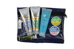 Picture of Grande Nylon Bag with 30 SPF Sunscreen, 15 SPF Sunscreen, Jelly, Aloe Kote, Aloe Kote Plus and Lip Balm