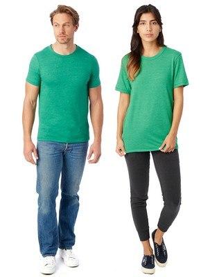 Alternative Eco-Jersey Crew T-Shirt