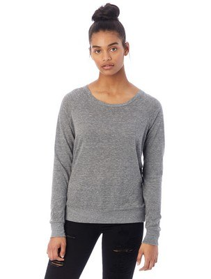 Alternative Slouchy Eco-Jersey Pullover