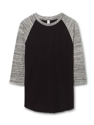Alternative Baseball Space Dye Eco-Jersey T-Shirt