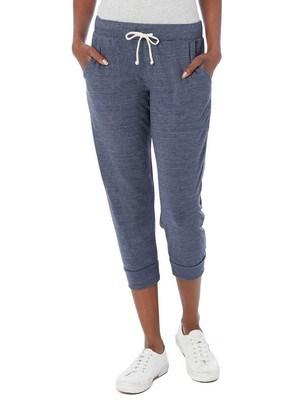 Alternative Cropped Eco-Jersey Jogger Pants