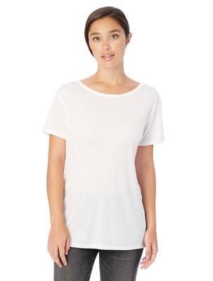 Alternative Cross Back Slinky Jersey T-Shirt