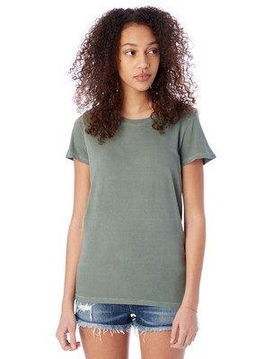 Alternative Vintage Garment Dyed Crew T-Shirt