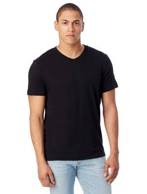 Alternative Keeper Vintage Jersey V-Neck T-Shirt