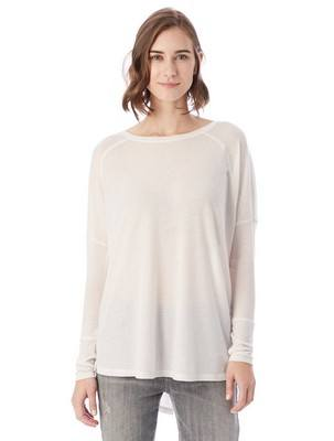Alternative Ramble Eco-Gauze Raglan Tunic