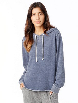Alternative Day Off Burnout French Terry Hoodie