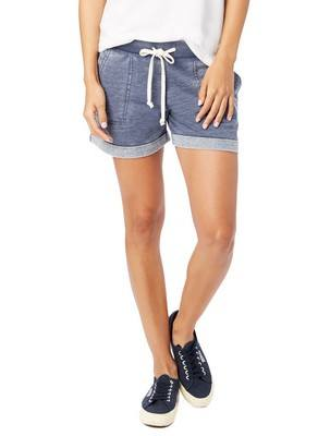 Alternative Lounge Burnout French Terry Shorts