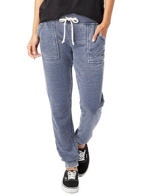 Alternative Long Weekend Burnout French Terry Pants
