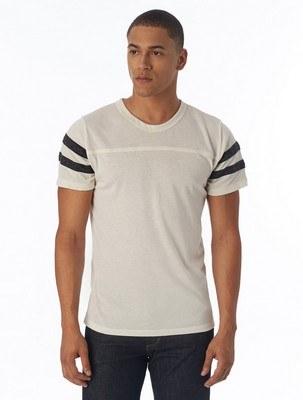 Alternative Eco-Jersey Football T-Shirt