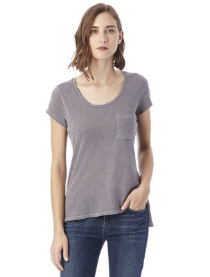 Alternative Favorite Garment Dye Slub T-Shirt
