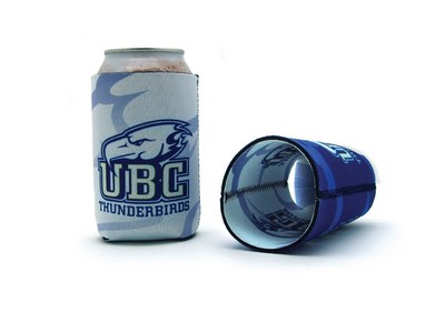 Reversible Can Cooler