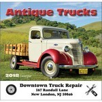 Picture of Antique Trucks Wall Calendar - Stapled
