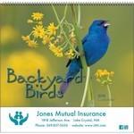 Picture of Backyard Birds Wall Calendar - Spiral