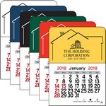 Picture of House Vinyl Adhesive Mini Stick 2017 Calendar