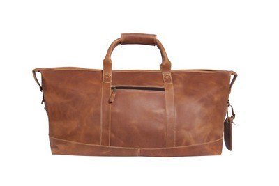 Little River Leather Duffel Bag