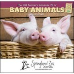 Picture of The Old Farmer's Almanac Baby Animals - Stapled