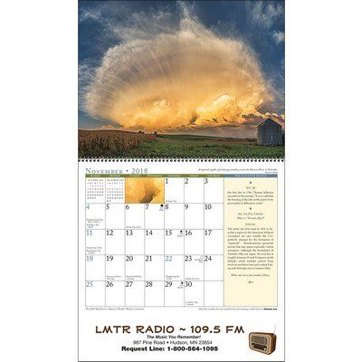 The Old Farmer's Almanac Weather Watcher's - Spiral