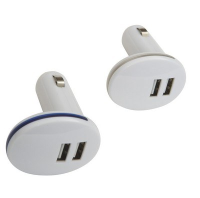 Double USB CarCharger