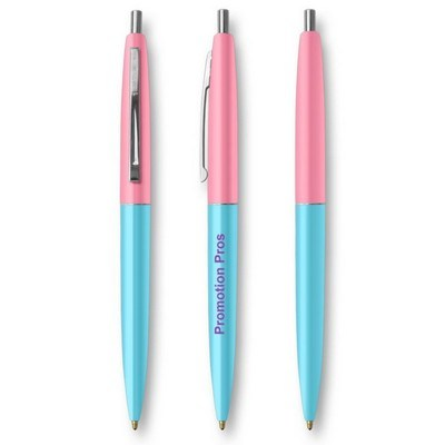 BIC Clic Nickle Clip Pens