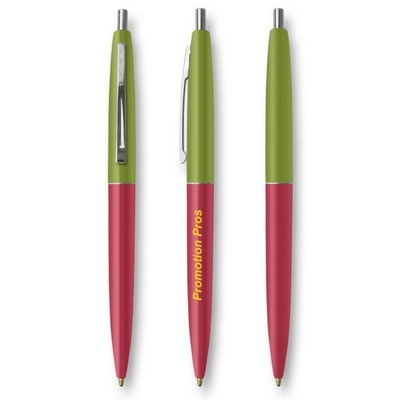 BIC Nickle Clip Pens - Metallic