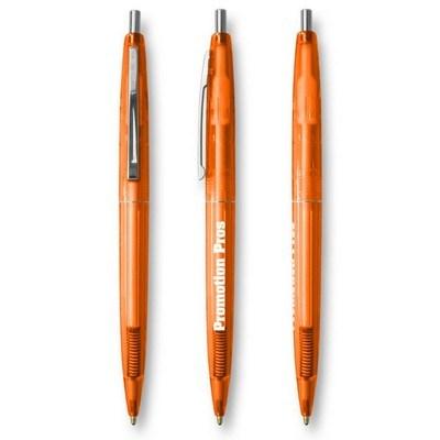 BIC Clear Click Pen