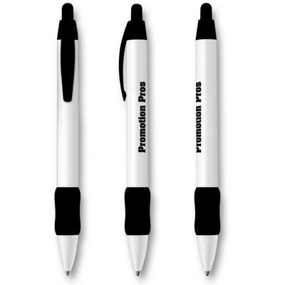 BIC Widebody Soft Color Grip Pen