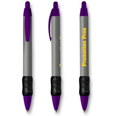 BIC Widebody Black Grip Pen
