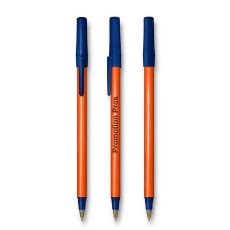 BIC Round Translucent Stick Pens