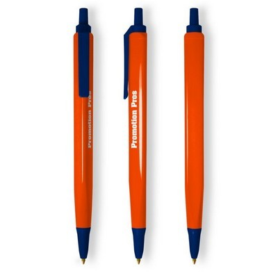 BIC Clear Trilateral Stick Pens