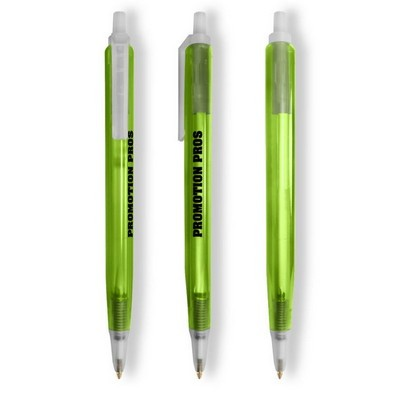 BIC Lively Trilateral Stick Pen
