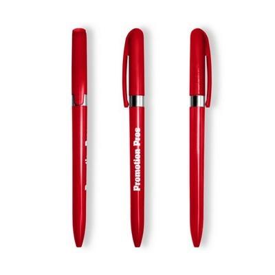 BIC Pivo Chrome Twist Action Pen