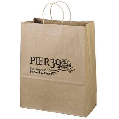 Eco Shopper Paper Bag - Citation