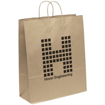 Eco Shopper Paper Bag - Stephanie